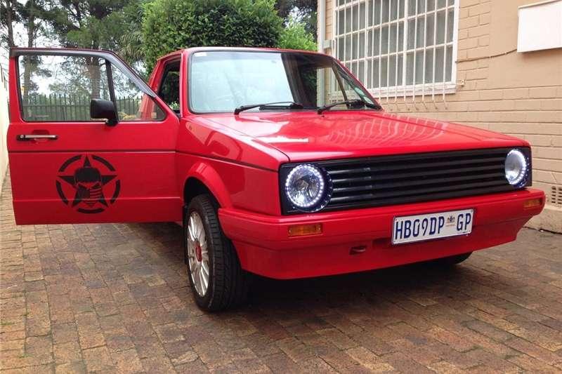 VW Pickup 1986