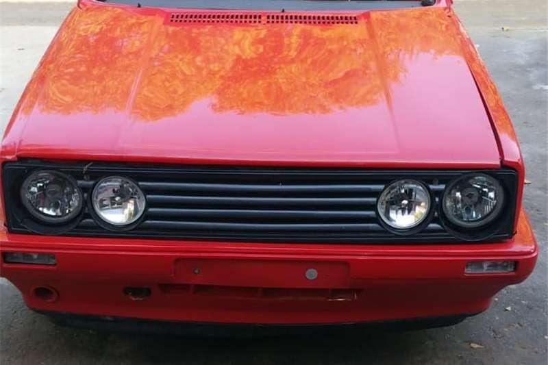 VW Pickup 1990