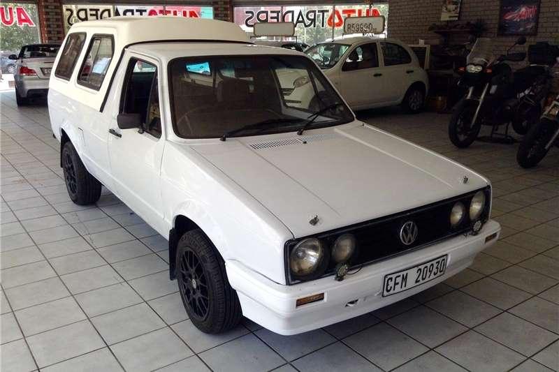 VW Pickup 1995