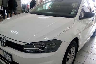 VW Polo 1.0 TSI 2018