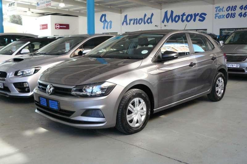 VW Polo 1.0 Tsi C/L 2018