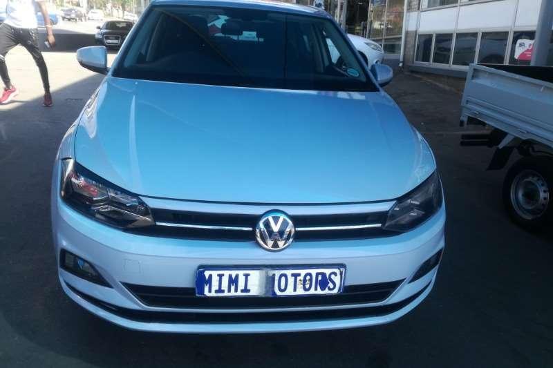 VW Polo 1.0 tsi comfortline 2018