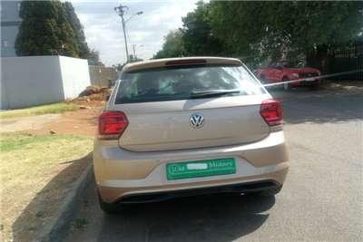 VW Polo 1.0 TSI HIGHLINE DSG 2018