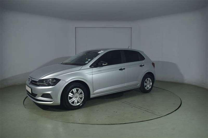 VW Polo 1.0 TSI TRENDLINE 2018