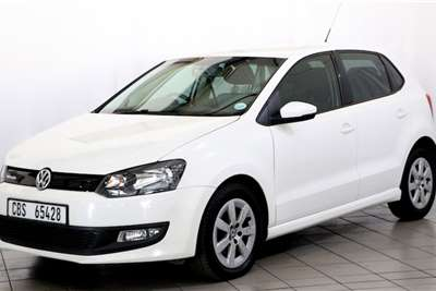 VW Polo 1.2 TDI 2014