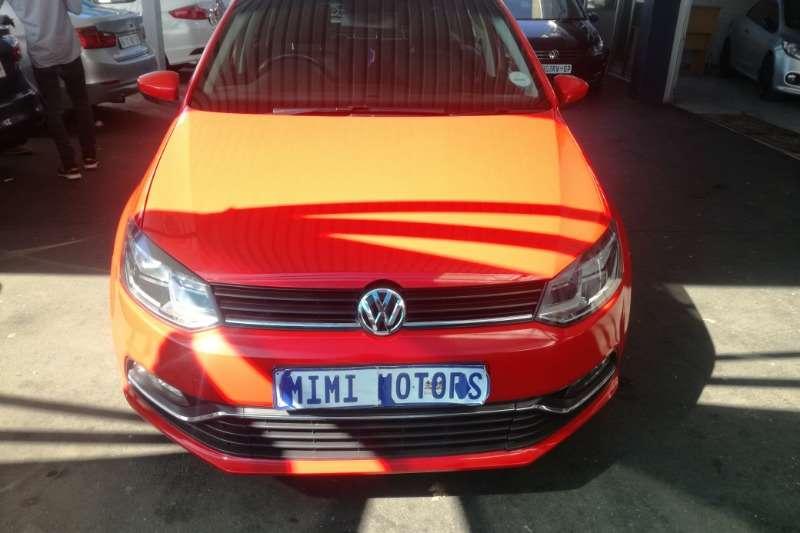 VW Polo 1.2 TSI 2015