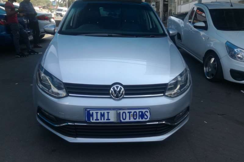 VW Polo 1.2 Tsi Highline 2015