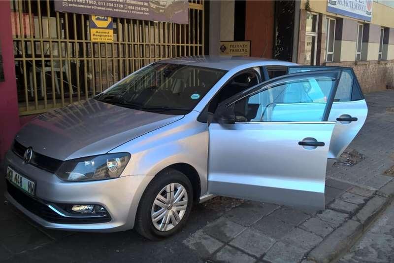 VW Polo 1.2 TSI Trendline 2014