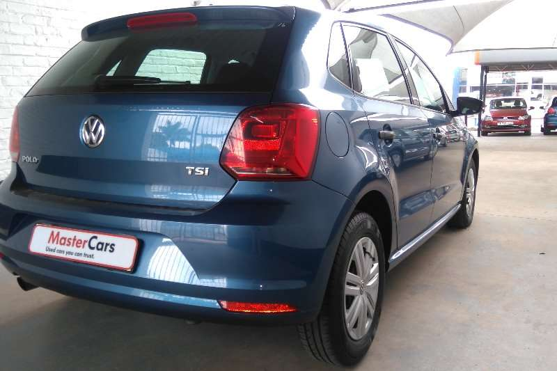 VW Polo 1.2 TSI Trendline 2017