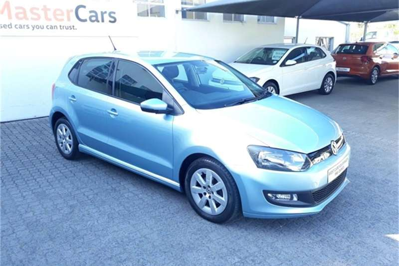 VW Polo 1.2TDI BlueMotion 2010