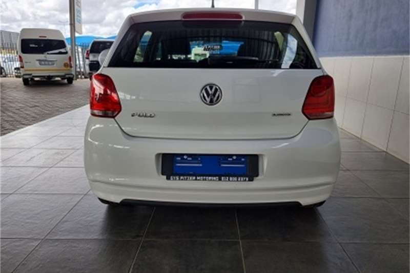 Used 2011 VW Polo 1.2TDI BlueMotion