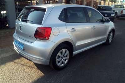 VW Polo 1.2TDI BlueMotion 2012