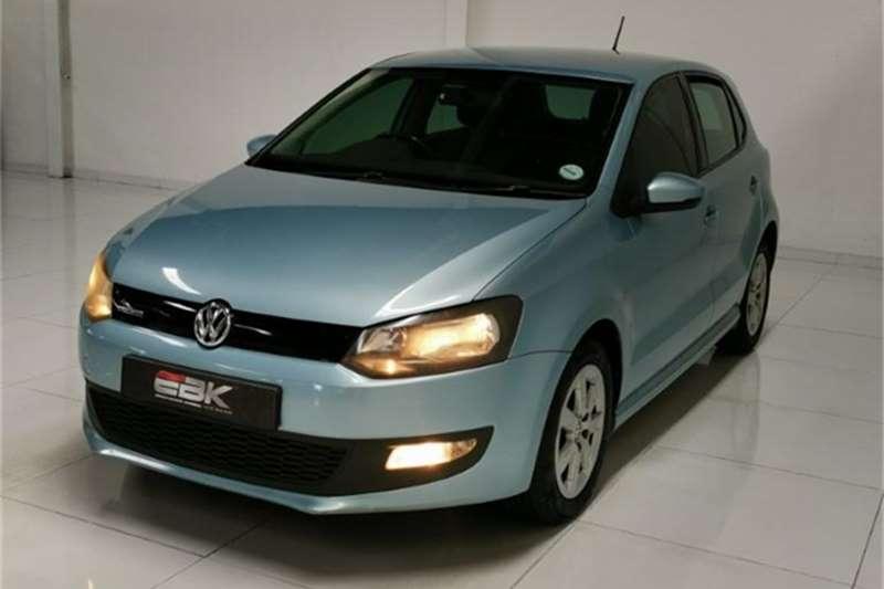 Used 2012 VW Polo 1.2TDI BlueMotion
