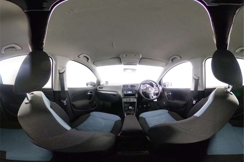 2012 VW Polo Polo 1.2TDI BlueMotion