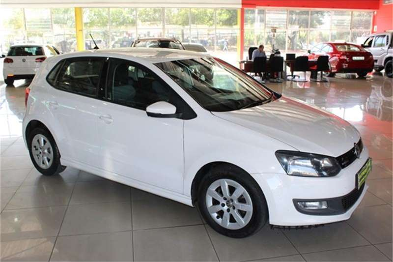 VW Polo 1.2TDI BlueMotion 2013