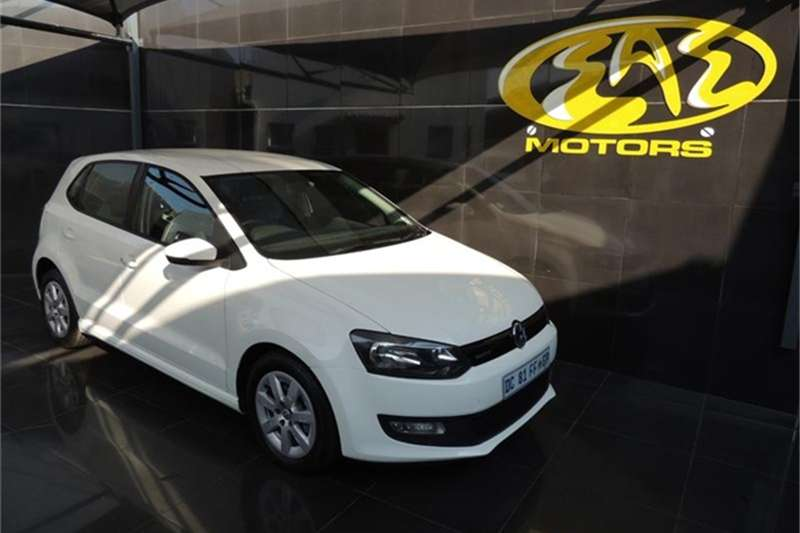 VW Polo 1.2TDI BlueMotion 2014