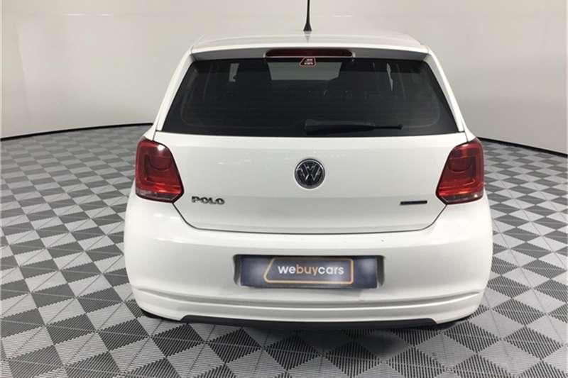 VW Polo 1.2TDI BlueMotion 2014