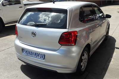 Used 2014 VW Polo 1.2TDI BlueMotion