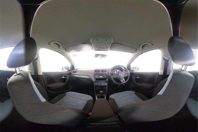Used 2014 VW Polo 1.2TDI BlueMotion