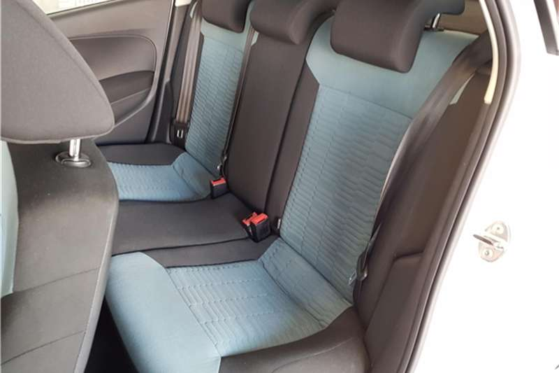 VW Polo 1.2TDI BlueMotion 2015