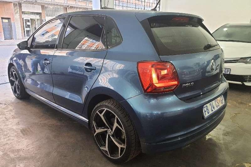 2016 VW Polo Polo 1.2TDI BlueMotion