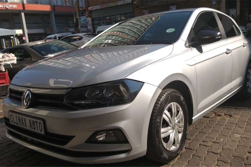 VW Polo 1.2TSComfortline 2018