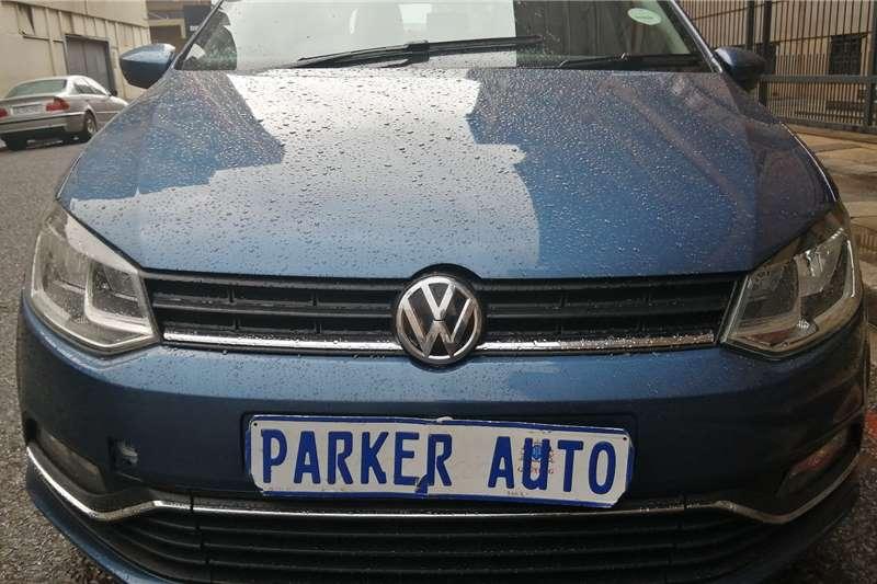 VW Polo 1.2TSI 2017