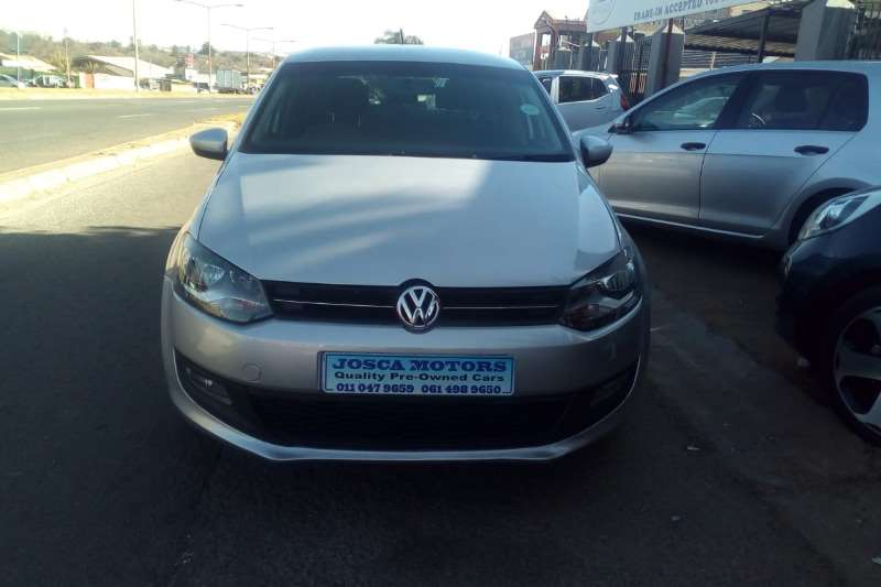 VW Polo 1.2TSI Comfortline 2011