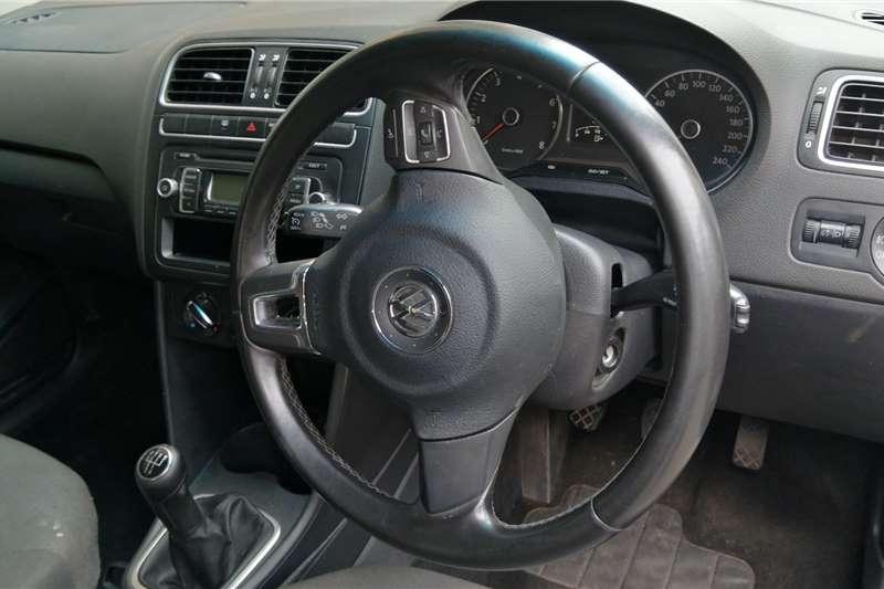 VW Polo 1.2TSI Comfortline 2012