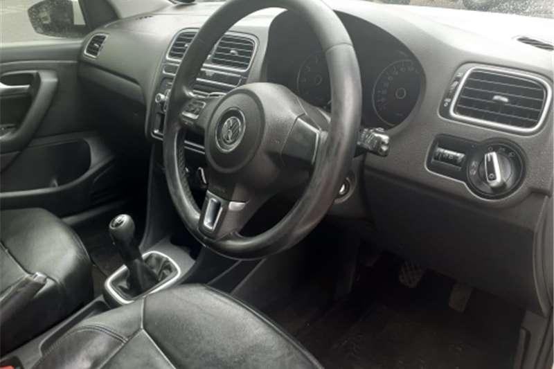 Used 2012 VW Polo 1.2TSI Comfortline