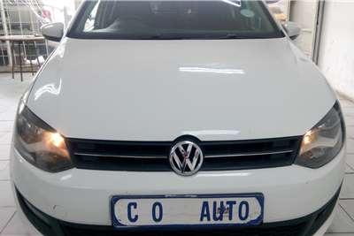 VW Polo 1.2TSI Comfortline 2013