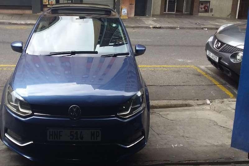 VW Polo 1.2TSI Comfortline 2014