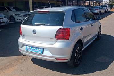 Used 2014 VW Polo 1.2TSI Comfortline