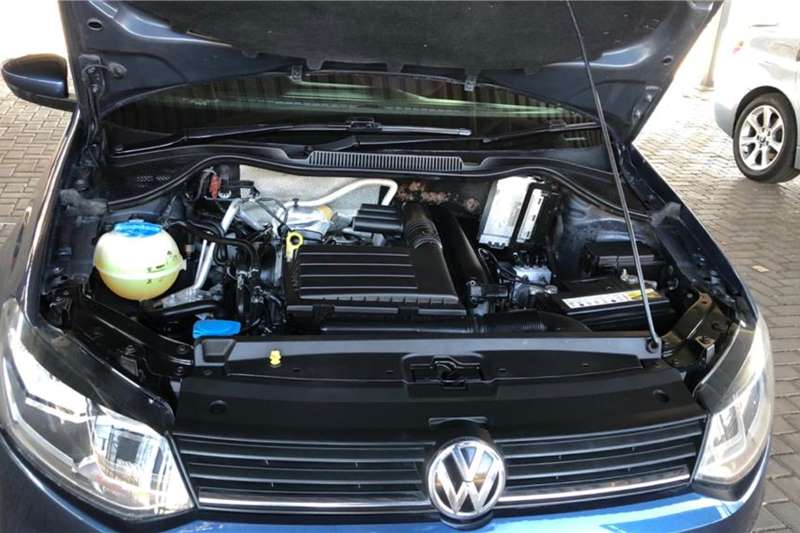 2014 VW Polo Polo 1.2TSI Comfortline