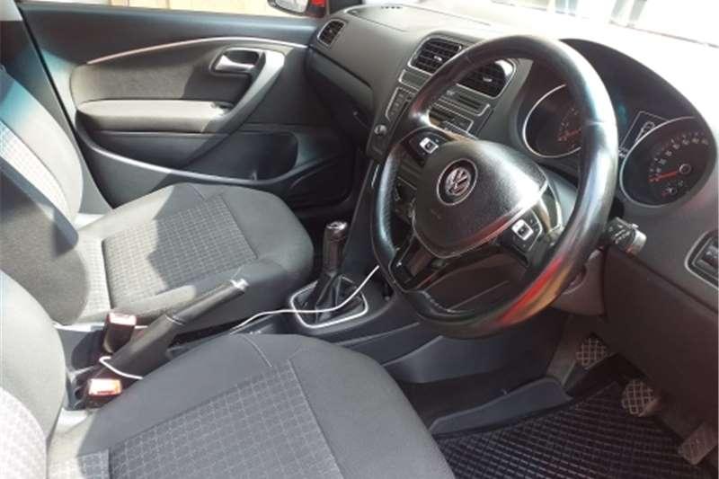 Used 2015 VW Polo 1.2TSI Comfortline