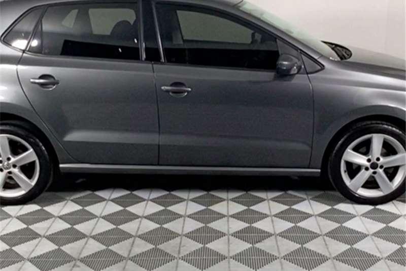 2015 VW Polo Polo 1.2TSI Comfortline
