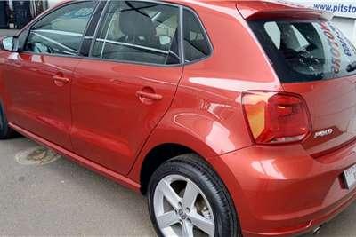VW Polo 1.2TSI Comfortline 2016