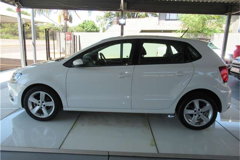 Used 2016 VW Polo 1.2TSI Comfortline