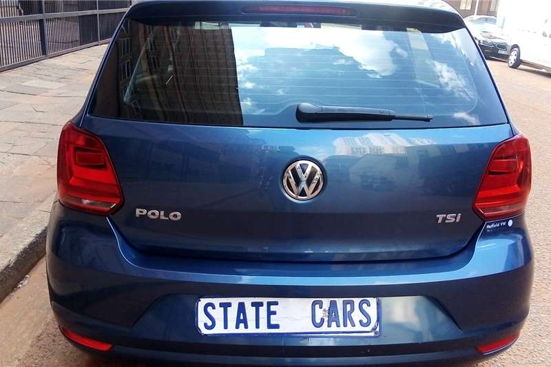 Used 2016 VW Polo 1.2TSI Comfortline