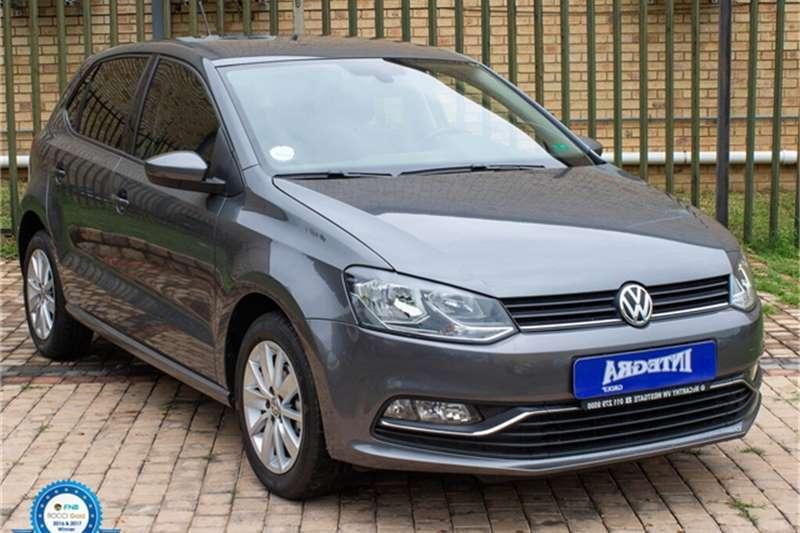 VW Polo 1.2TSI Comfortline 2017