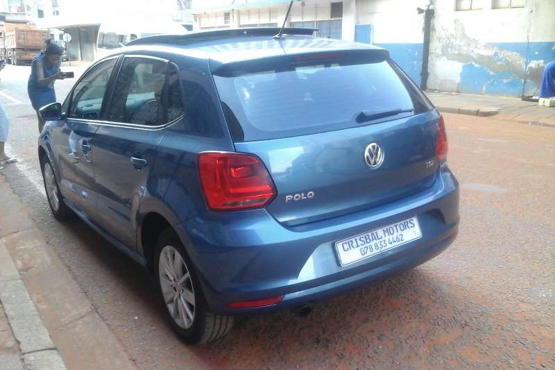 Used 2017 VW Polo 1.2TSI Comfortline