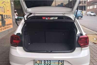 VW Polo 1.2TSI Comfortline 2018