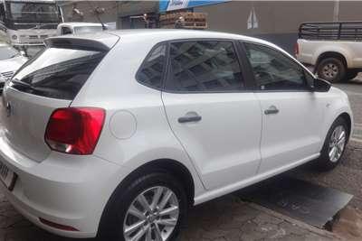 VW Polo 1.2TSI Comfortline 2019