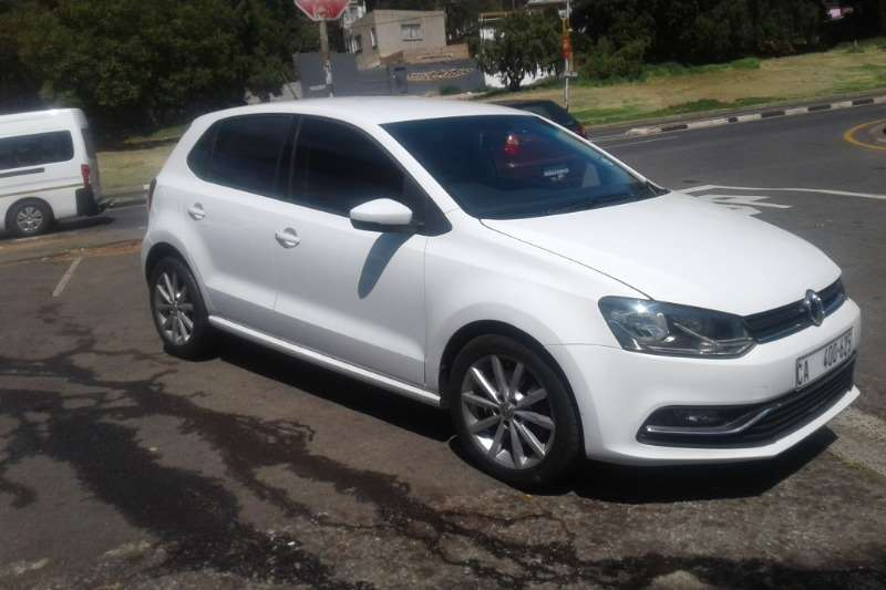 VW Polo 1.2TSI Comfortline Automatic 2014