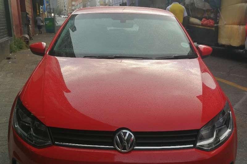 VW Polo 1.2TSI Highline 2014