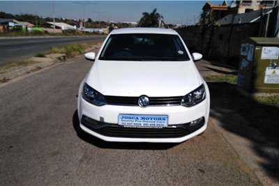 VW Polo 1.2TSI Highline 2014