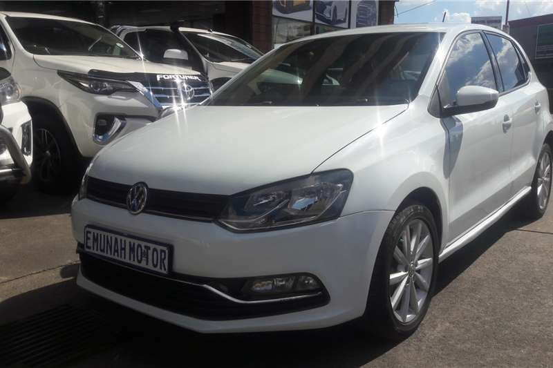 Used 2014 VW Polo 1.2TSI Highline
