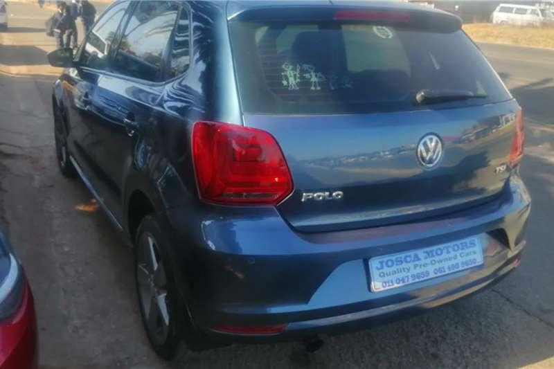 Used 2014 VW Polo 1.2TSI Highline