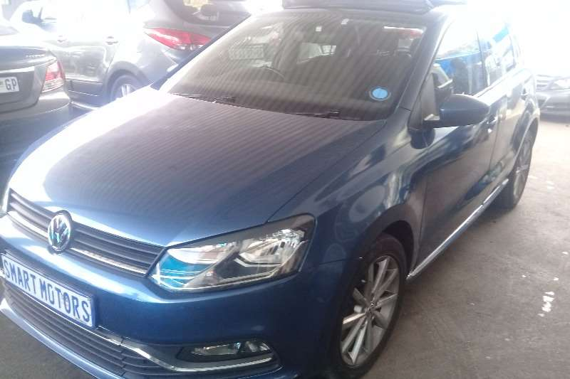 2015 VW Polo Polo 1.2TSI Highline
