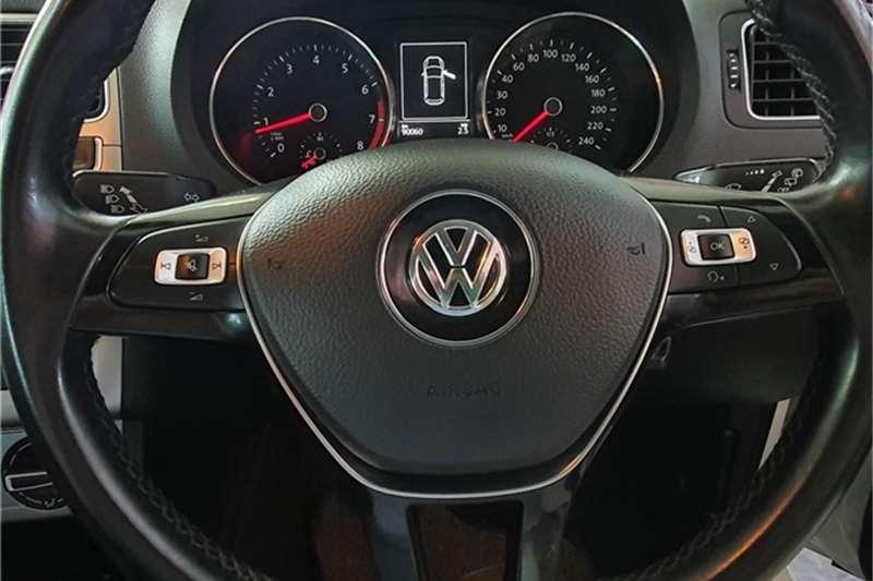 VW Polo 1.2TSI Highline 2015